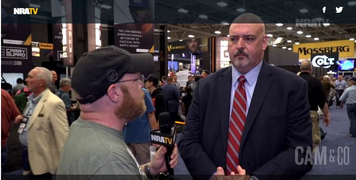 Virginia House of Delegates Majority Leader Todd Gilbert sounded a warning for gun owners at the recent NRA Annual meeting, as reported by the Virginia Shooting Sports Association: