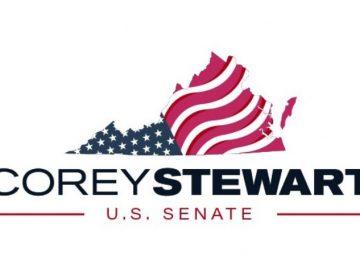 President Trump Endorses Corey Stewart for Senate, Calls Tim Kaine a 'Stiff'