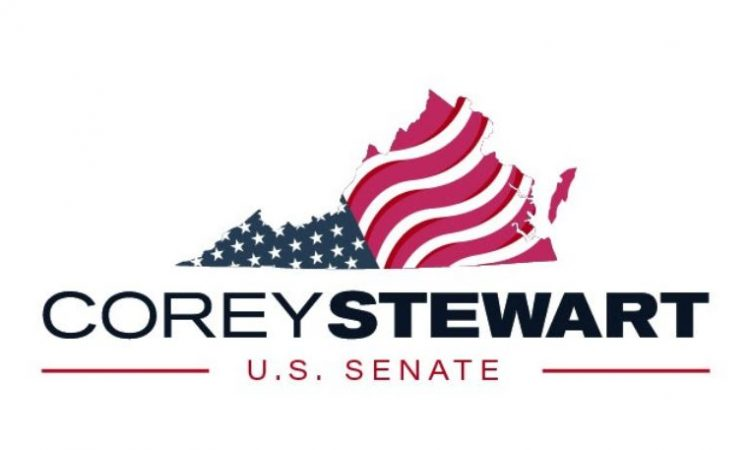 Corey Stewart is the newly elected Republican nominee for the U.S. Senate and we are united behind him in his race to the November General Election.  Here is a press release from the Corey Stewart campaign.