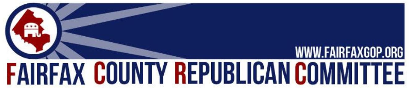 Republican Primaries will take place on Tuesday, June 12  6AM to 7PM
