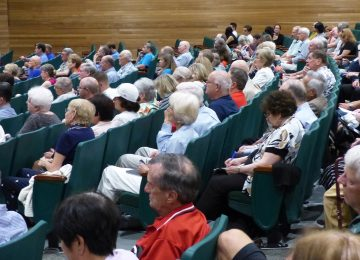 Solomon, Comstock, Dove are Speakers at FCRC July Meeting