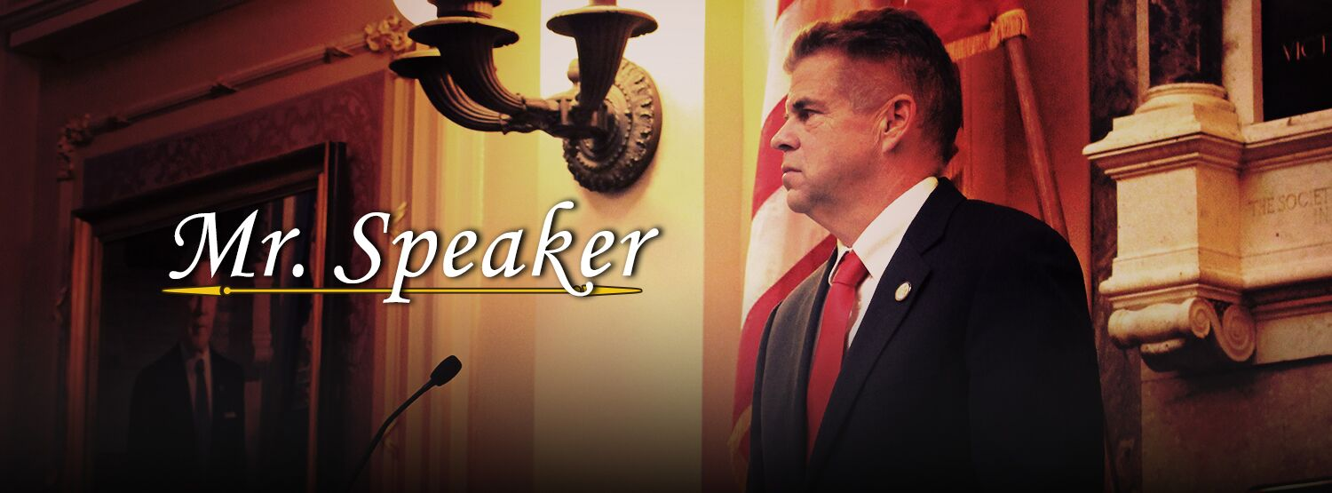 Speaker Kirk Cox on Lt. Governor Justin Fairfax