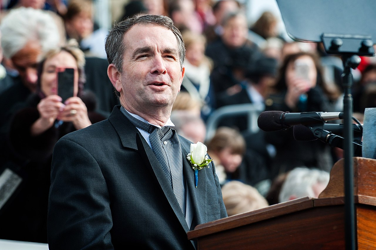 Gov. Northam, Step Down and Let the Healing Begin