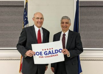 Fairfax GOP Nominates Joe Galdo for County Board Chairman