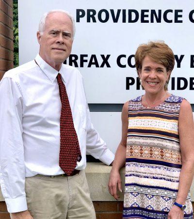 Campaign Kickoff: Providence School Board & Board of Supervisors