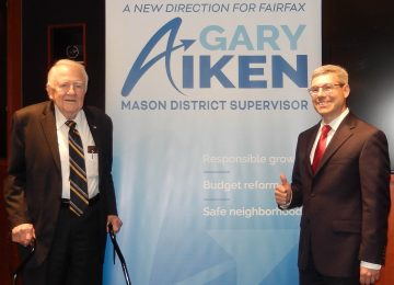 Ed Meese Headlines Gary Aiken Fundraiser