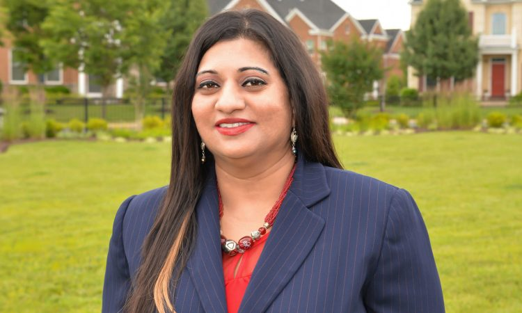 Ohio State Representative Niraj Antani endorsed Srilekha Palle for Fairfax County
