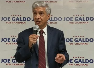 Joe Galdo Kicks Off General Election, Lays Out Vision for a Better Fairfax
