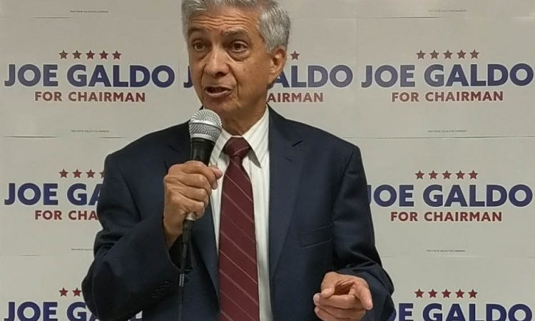 Joe Galdo, Fairfax GOP nominee for Chairman of the Board of Supervisors, today rolled out his plans to restore fiscal discipline and start cutting taxes