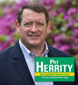 Fundraising Reception for Pat Herrity, Springfield Supervisor