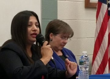 Srilekha Palle Dominates Sully Debate