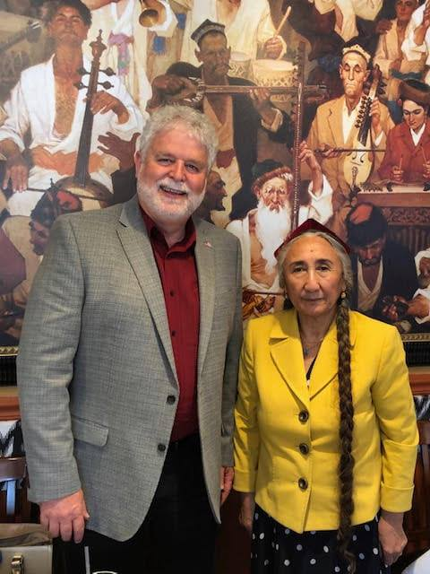 Rebiya Kadeer -- famed Uyghur leader, human rights activist and five-time nominee for a Nobel Peace Prize -- has endorsed Jason Remer for Supervisor in Fairfax County