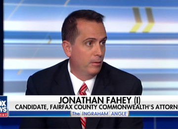 WATCH: Jonathan Fahey on The Ingraham Angle