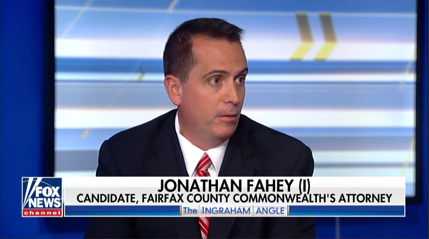 Fahey was on The Ingraham Angle last night, to discuss the noxious influence of left-wing megadonor George Soros