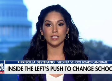 ICYMI: Priscilla DeStefano on Fox & Friends
