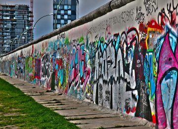 Commemorating the 30th Anniversary of the Fall of the Berlin Wall