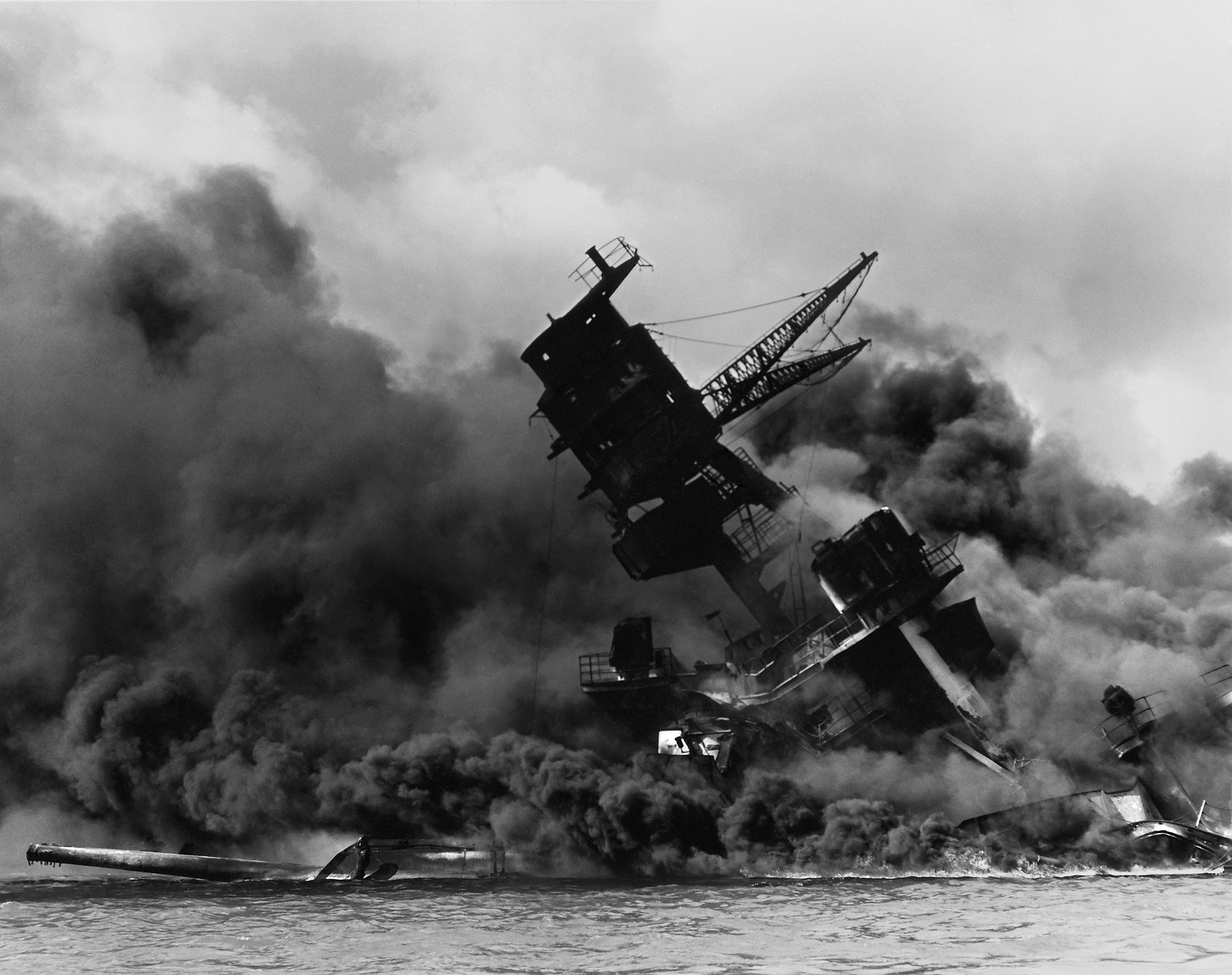 On National Pearl Harbor Remembrance Day, we solemnly remember the tragic events of that morning and honor those who perished in defense of our Nation that day and in the ensuing 4 years of war