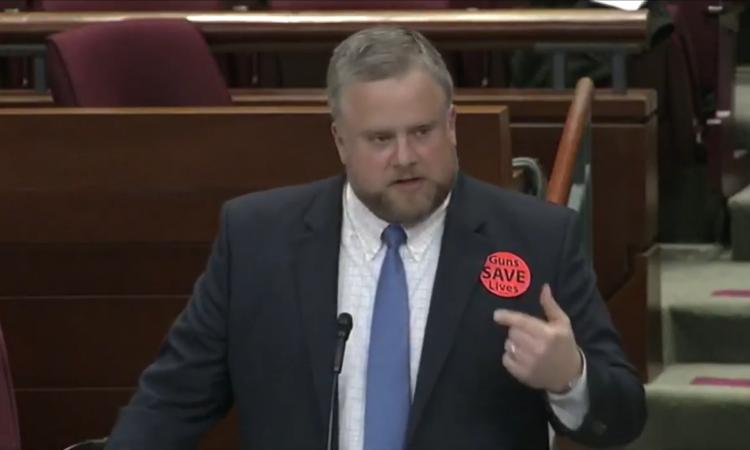 Virginia Senator Dave Marsden (D-37) was on WMAL