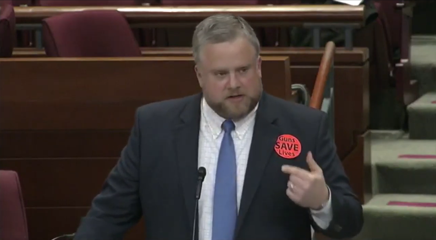 Sen. Dave Marsden: 2A Supporters Are 'Little Kids' with 'Mental Health Issues'