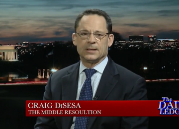 Middle Resolution President Craig DiSesa to Address Fairfax GOP