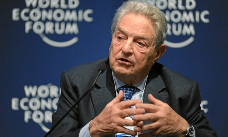 George Soros is 89 years old, but by gosh, before he dies, he's going to see to the internal destruction of America.
