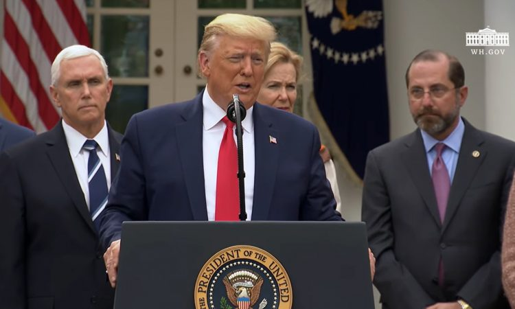 President Donald J. Trump is leveraging the full power of the Federal Government to protect the health and safety of the American people. The unprecedented action the President is taking invites States, territories, and tribes to access over $42 billion in existing funding to combat the coronavirus