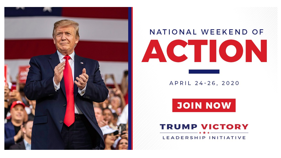 Trump Victory National Weekend of Action