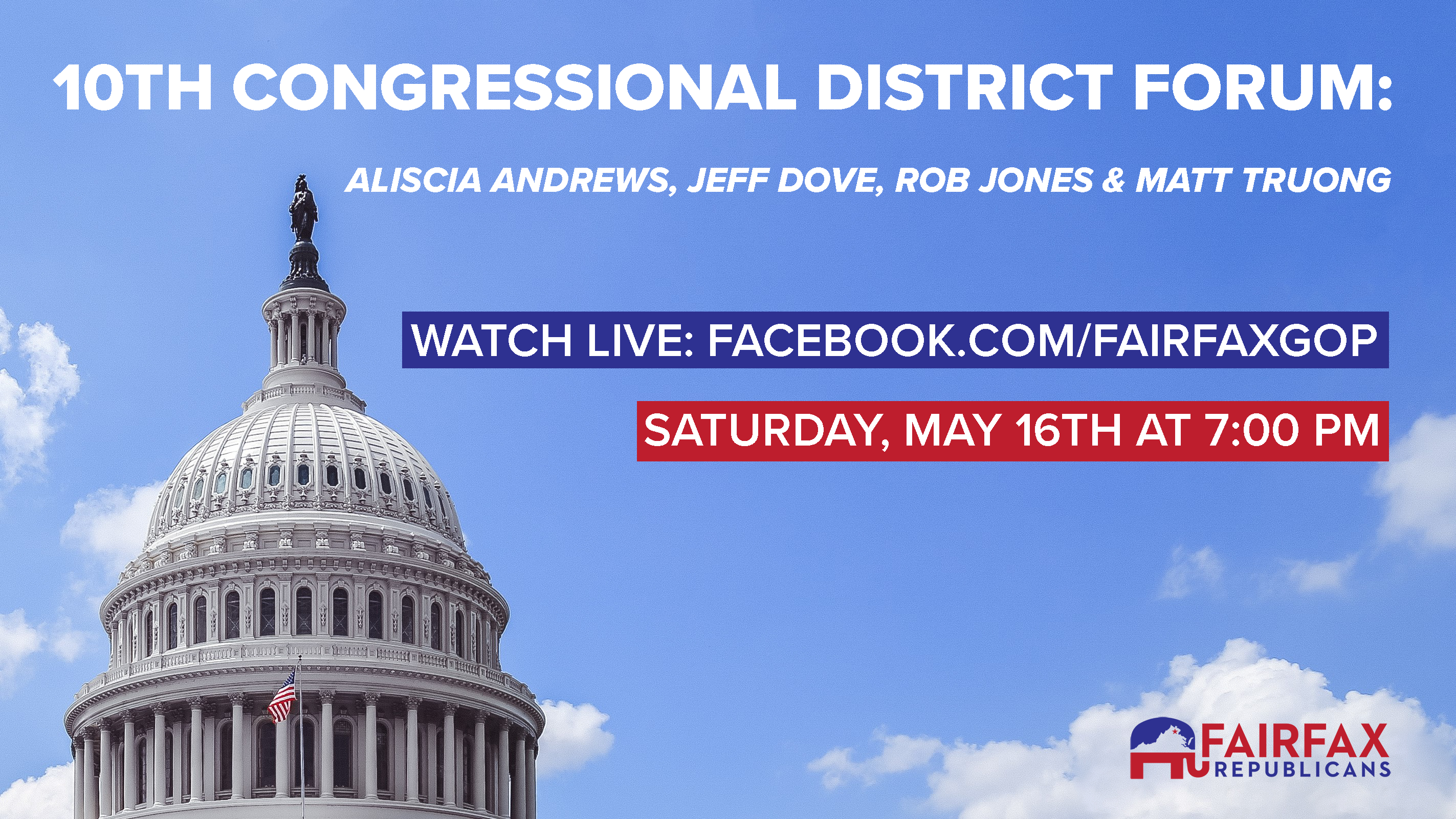 10th Congressional District Forum