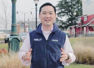 Fairfax GOP Congratulates Sang Yi