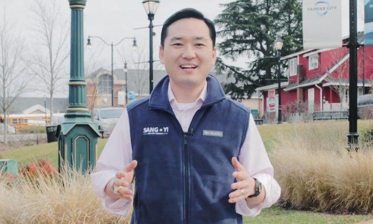 Fairfax GOP Chairman Steve Knotts is hailing Republican Sang Yi