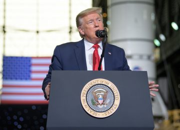 Remarks by President Trump at Kennedy Space Center