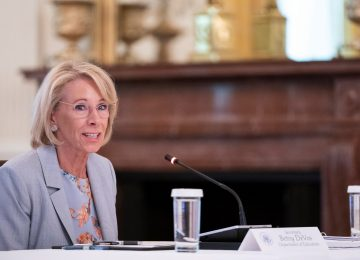Betsy DeVos Is Right: Fairfax Parents Deserve More Options