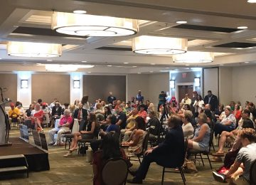 100+ Turn Out for Rally with Conservative Activist Scott Presler in Fairfax