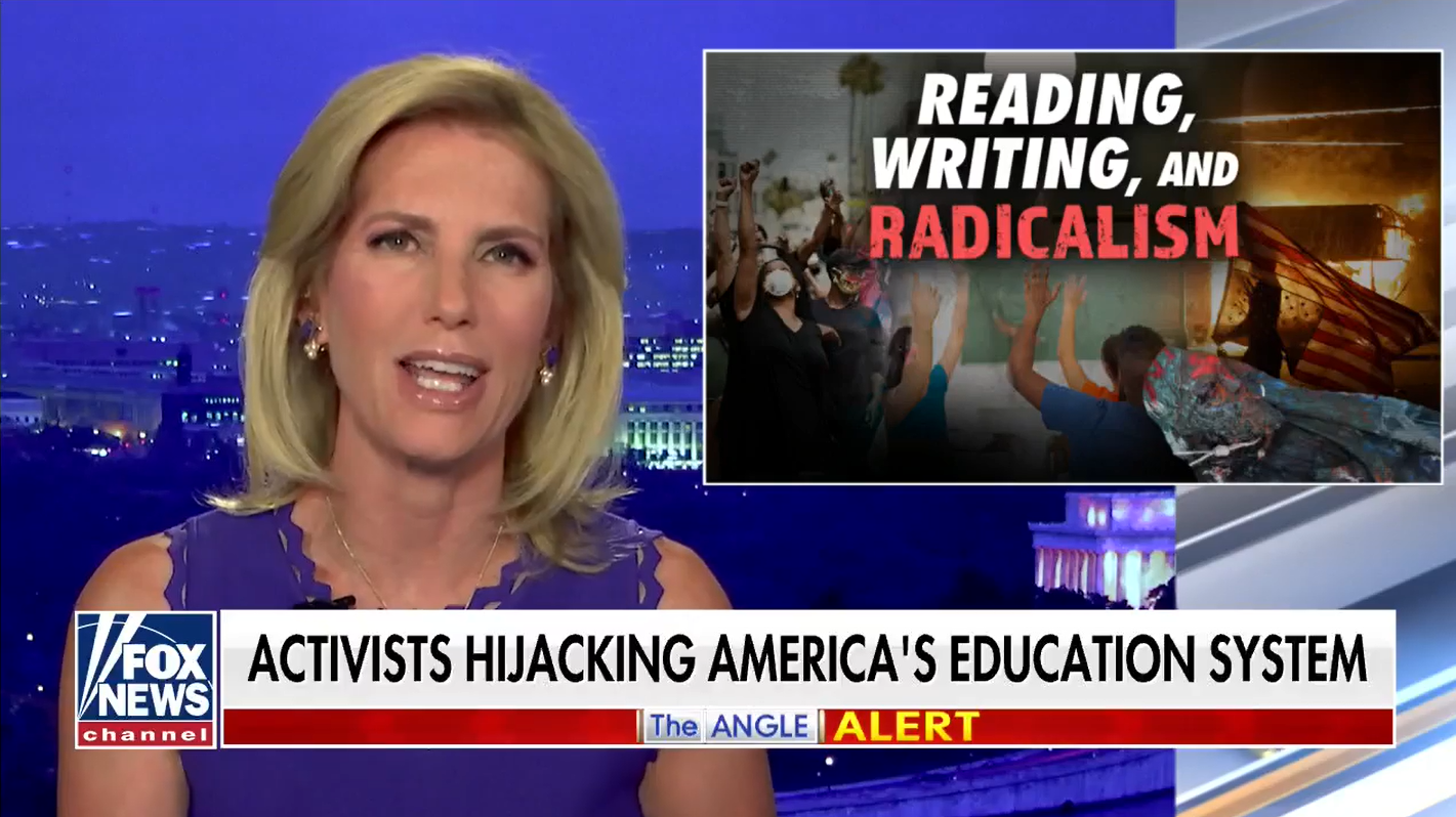 """FCPS: """"Reading, Writing and Radicalism"""""""