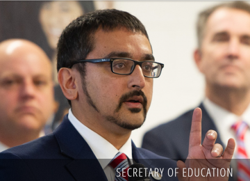 Secretary Qarni, FCPS and the Left's War on Asians