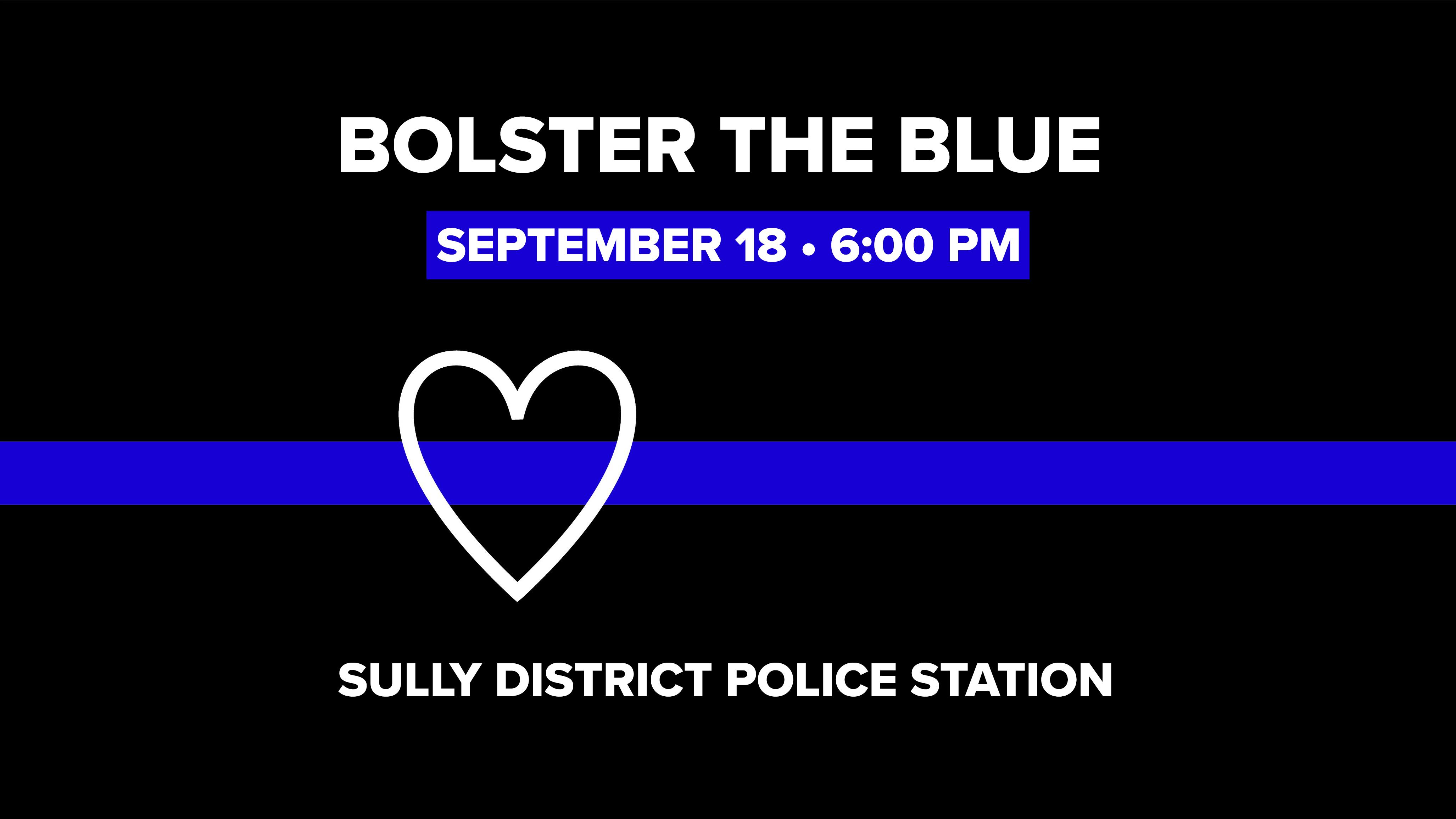 "LISTEN: Brenda Tillett on ""Bolster the Blue"" Rally"
