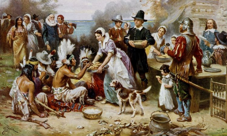 """""""The Real Story of Thanksgiving, going back to the very first early days of the Pilgrims arriving at Plymouth Rock, is that socialism failed."""" — Rush Limbaugh  In what has become its own tradition, conservative talk radio giant Rush Limbaugh shared the """"Real Story of Thanksgiving"""" with his millions of listeners this week."""