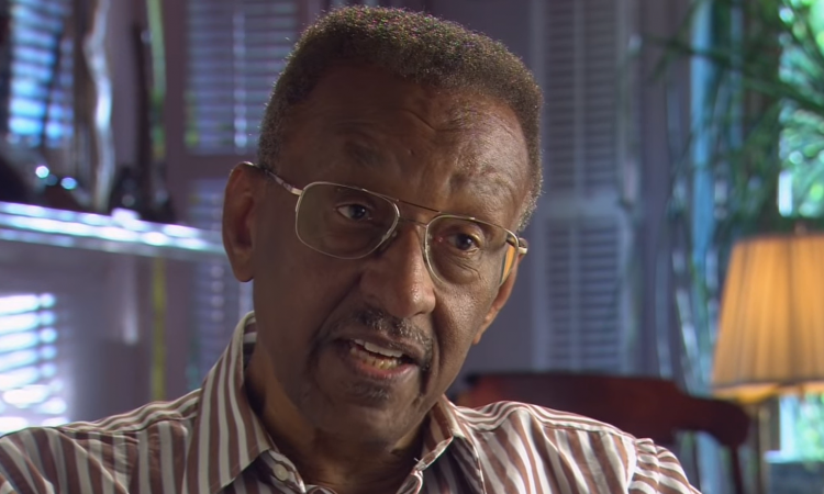 The great Walter E. Williams, who taught economics at Fairfax County