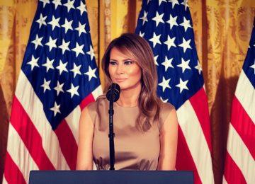 First Lady Melania Trump: Our Path Forward