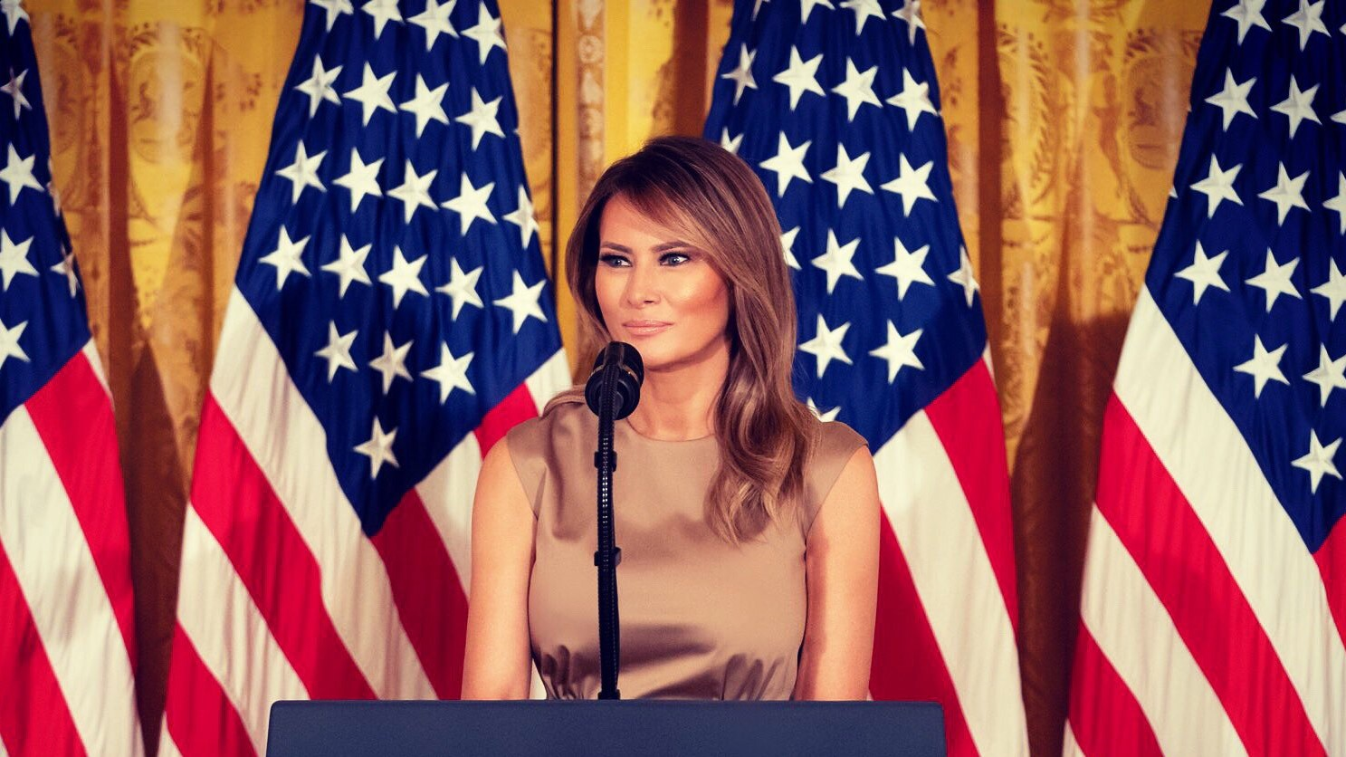 First Lady Melania Trump: Our Path Forward