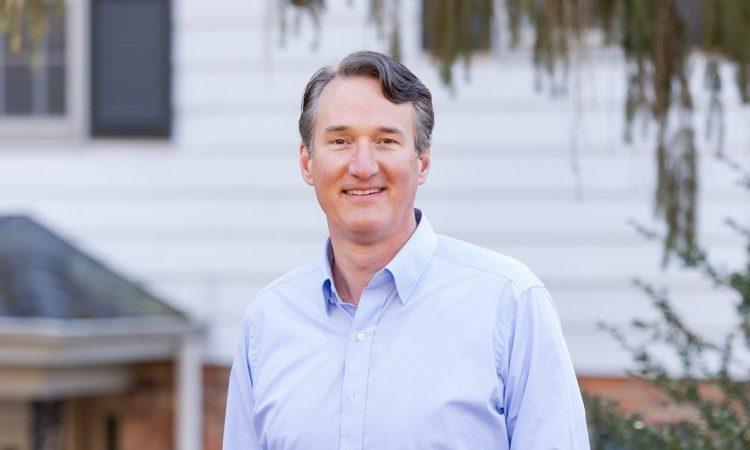 Gubernatorial candidate Glenn Youngkin joined the Fairfax GOP