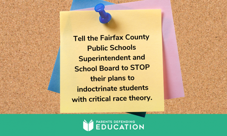 """Fairfax County Public Schools Superintendent Scott Brabrand shocked local parents and community membersby sending out a biased and unscientific sham of a survey, stating that he plans to issue a new """"Anti-Racism, Anti-Bias Curriculum Policy"""" andrevise the """"Controversial Issues Policy"""" that makes certain that teachers are fair and impartial when they discuss controversial issues in the classroom."""